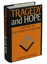 Tragedy and Hope by CARROLL QUIGLEY ~ First Edition 1966 ~ Elite Conspiracy 1st