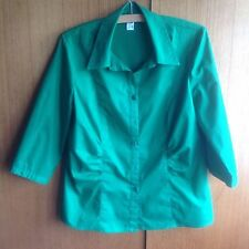 Women's Petite No Pattern Waist Length 3/4 Sleeve Sleeve Tops & Shirts