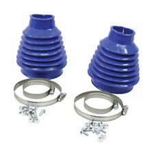 VW Bug, Baja Sand Rail Buggy Standard Rear Swing Axle Boots Blue  Pair  9970