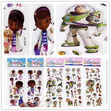 "funny sticker 3d foam Classic Cartoon ChildreKids Gift ""cartoon""sticker lot lot"