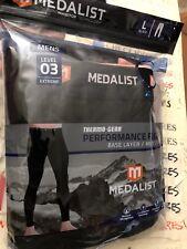 NEW MEDALIST Men's Thermo-Gear Level 3 PERFORMANCE FLEECE BASE  Layer PANT SZ XL