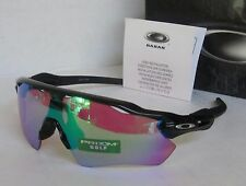 OAKLEY polished black PRIZM GOLF RADAR EV PATH OO9208-44 sunglasses! NEW IN BOX!