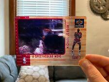 Michael Jordan Upper Deck Diamond Vision (3) cards