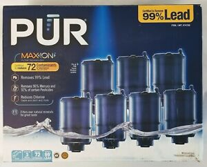 PUR MineralClear 7-piece Replacement Water Filter With MAXION Technology