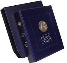360] EURO ITALIA - ALBUM RACCOGLITORE CON CUSTODIA PER MONETE EURO