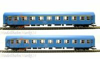 ROCO 64844/64845 CFR Schnellzugwagen-Set 2-tlg KKK Epoche V Spur H0 1:87 - NEU