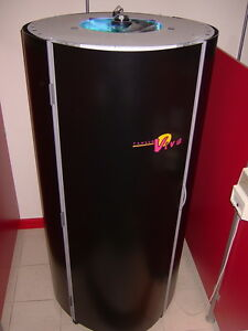 Tansun Viva Stand up Sunbed Vertical Tanning Bed! Brand NEW Lamps FREE delivery