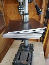Lot Of 21 125 18 Aluminum Sheets Plates 12 X 12