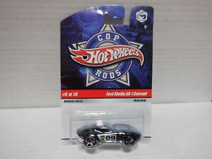 Hot Wheels Cop Rods Ford Shelby GR-1 Concept #6 of 26 020421MGL4