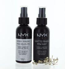 NYX Matte or Dewy Finishing/Setting Spray! (Free Shipping!)