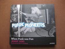 PUNK PIONEERS photography by Jenny Lens - 1st HC 2008 - music rock Ramones art
