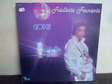 "LP 12"" FREDERIC FRANCOIS - Giorgia - NM/MINT - NEUF - VOGUE 407-LDO.8501 FRANCE"