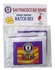Fish & Aquatic Supplies Brine Shrimp Hatch Mix