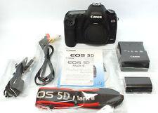 Canon EOS 5D Mark II Digital SLR Camera - Black (Body Only)