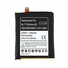 3300mAH Replacement Li-ion Battery For LG Optimus G2 D802 D800 D801 L-01F LS980