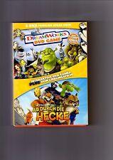 Ab durch die Hecke - 2 DVD Familien Spass Pack / DVD #12508