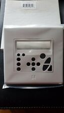Russound Unos2 Replacement or Conversion Faceplate-White 5 pak