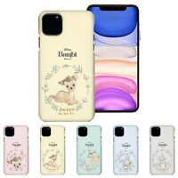 Disney Bambi Hard Cover for iPhone 12 11 Pro XS Max mini XR SE 8 7 6S 6 5 Case