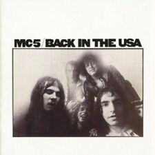 MC 5 - BACK IN THE USA  VINYL LP 11 TRACKS HARD ROCK NEU