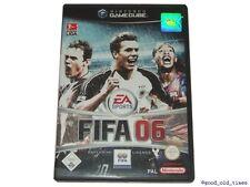 # fifa 06 (alemán) Nintendo GameCube/GC juego-Top #