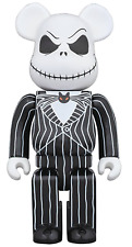 Disney NBX Jack Skellington 1000% Bearbrick by Medicom
