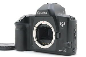MINT/ Canon EOS 3 Body SLR 35mm Film Camera from Japan #1396