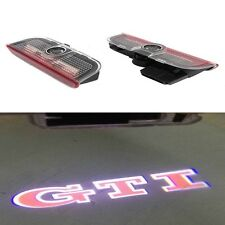 GTI LED Door Light Welcome Courtesy Logo HD Projector For VW GOLF MK5 MK6 MK7