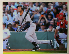 Derek Jeter New York Yankees Last at Bat Licensed 8x10 Photo Fenway Park 9-28-14