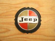 Kaiser Jeep Wagoneer Wheel Hub Cap Center Badge for Wheel Cover 948 631 # H