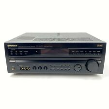 Pioneer VSX-D607S Audio/Video Multi Channel  Stereo Receiver Tested & Working