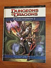 Dungeons & Dragons Player's Handbook 2 by Wizards RPG Team (Hardback, 2009)