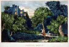 052 Haunted Castle Photo Print A4