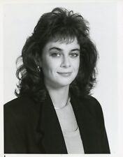 TERRY DONAHOE PRETTY PORTRAIT SONNY SPOON ORIGINAL 1988 NBC TV PHOTO