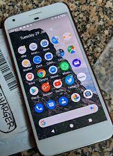 Google Pixel XL - 128GB - Very Silver (Unlocked) Smartphone, V.G.C., Extras.+++