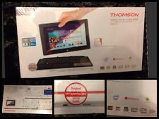 Portable Thomson THBK1-10 10,1`` [Argent] - Processeur : Intel Atom NEUF