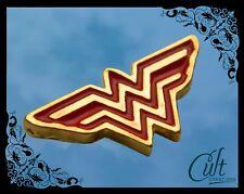 Wonder Woman Small Collar Pin Badge Free UK post. Pins