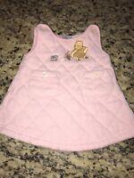 d04d2e823 Size 3 Months Disney Store Winnie the Pooh Piglet Quilted Jumper Dress