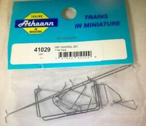 Athearn Blue Box Locomotive Metal Handrail Set #41029 for SW7 Diesel Switcher