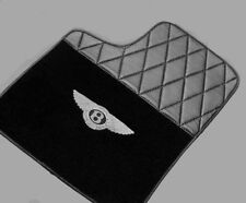 Velours floor mats and trunk carpet for Bentley Continental GT