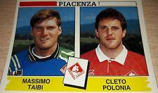 FIGURINA CALCIATORI PANINI 1994/95 PIACENZA 497 ALBUM 1995