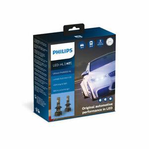 💡Philips H7 LED Ultinon Pro9000 Set of 2x Bulbs 5800K +250% NEW💡