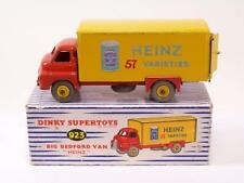 Dinky Bedford Vintage Manufacture Diecast Delivery Trucks
