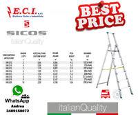 SICOS 040.019 - Maxima Ladder Professional Aluminum Extruded 9 Steps