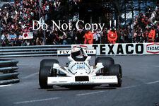 Alan Jones Williams FW06 Monaco Grand Prix 1978 Photograph 2