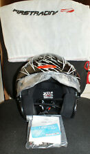 Casque moto FIRSTRACING ATV 3in1, 507 Demi-Jet, Noir, SIZE SMALL 55 cm ** NEW **