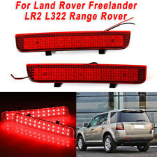 500LM Bumper Reflector Lights For Land Rover Freelander LR2 L322 Range