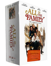 All in the Family: The Complete Series 1-9 DVD 28 Discs Brand New Sealed