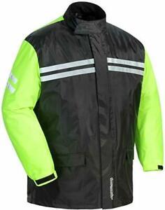 Tourmaster Shield 2-Piece Rain Suit Motorcycle Street Bike