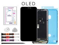 Écran OLED pour iPhone 11/ X/ XS/ XS MAX/ XR Vitre Tactile Retina Haute Qualité