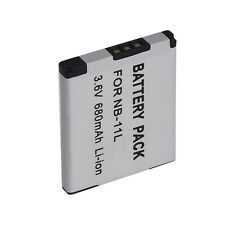 Camera Battery for NB-11L Canon PowerShot A2300IS A2400IS A3400IS A4000IS Finest